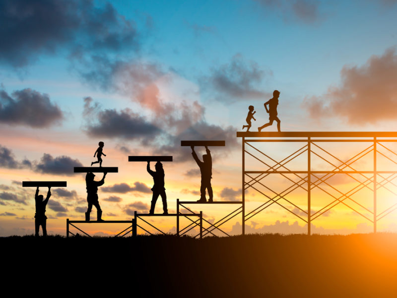 A Builder Generation: The Preparation For Building
