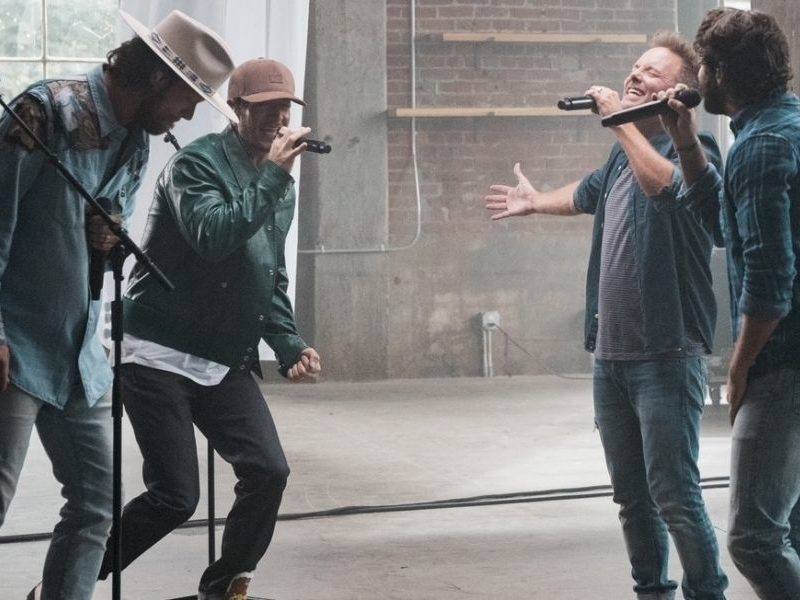 Worship Leader Chris Tomlin Releases New Album In Collaboration With Other Christian Artist