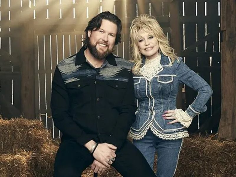Christian Artist Zach Williams Collaborates With Music Legend Dolly Parton To Release Hit Song