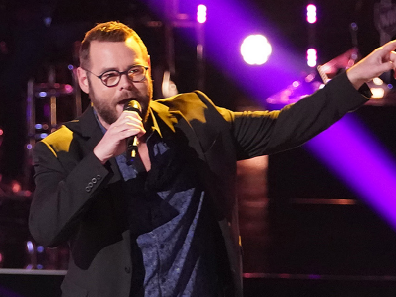 'The Voice' Winner Pastor Todd Tilghman Says His Ministry Has Grown And Changed