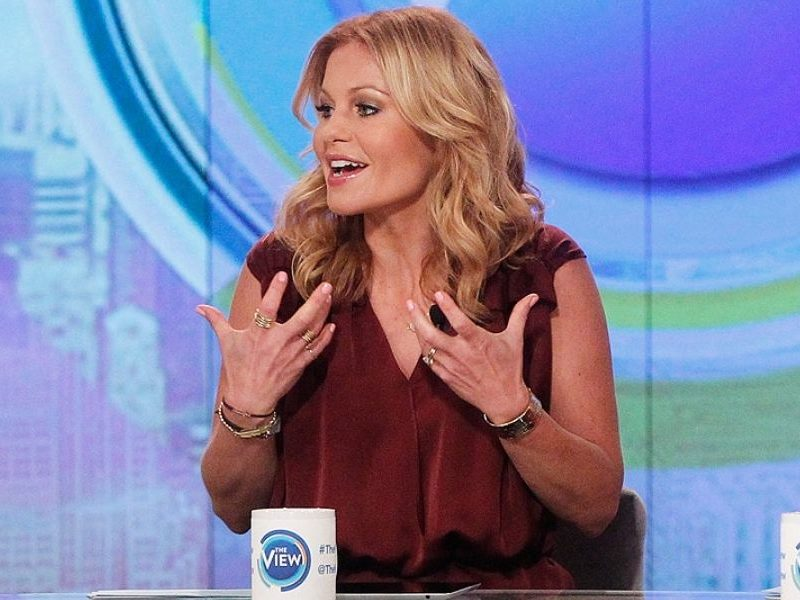 Candace Cameron Bure Declines 'The View' Offer Saying She'd 'Rather Share Jesus With People'