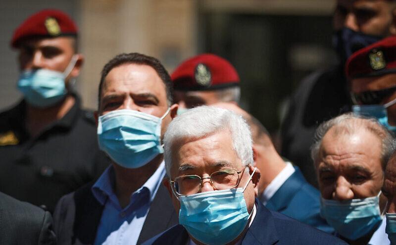 PA Fears Growing Major Cracks In The Arab Initiative