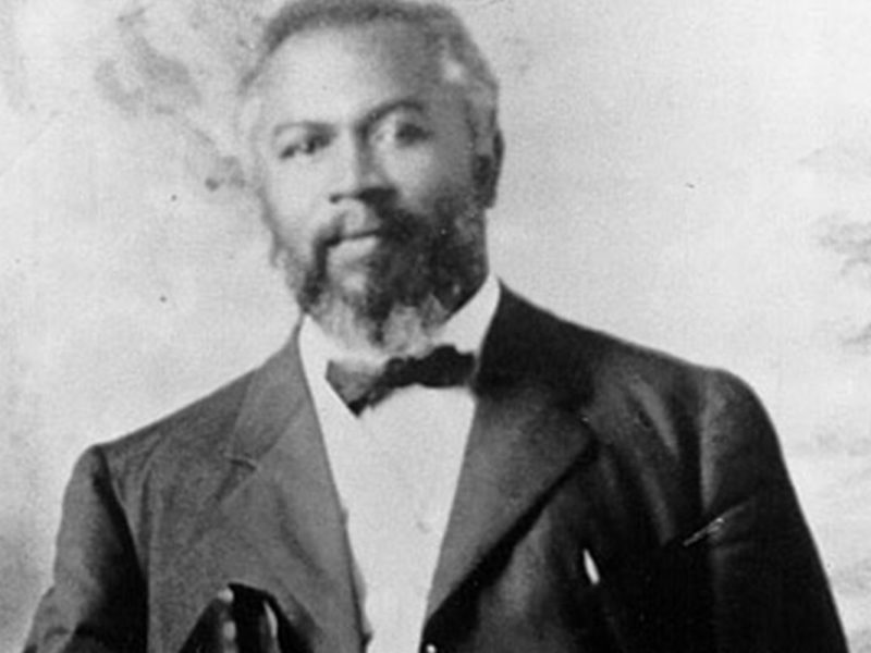 Heroes of the Faith: William Seymour
