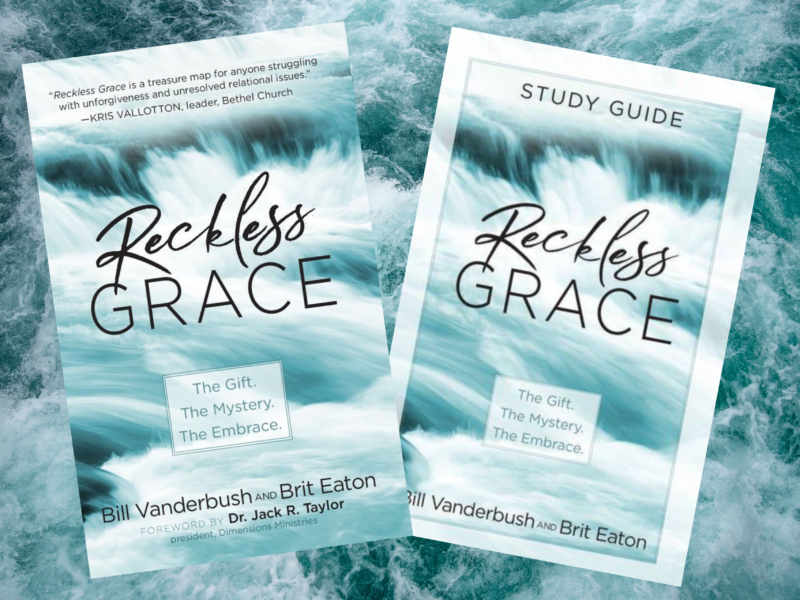 Reckless Grace – The Gift. The Mystery. The Embrace.