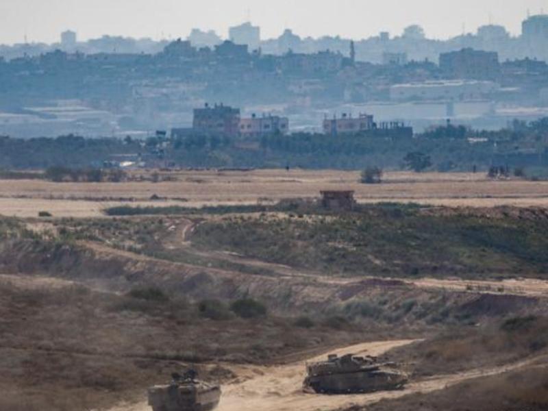 IDF Thwarts Terror Attack On Gaza Border
