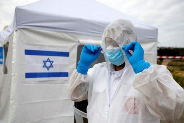 Israel Sets New Negative Record In Daily COVID-19 Infections