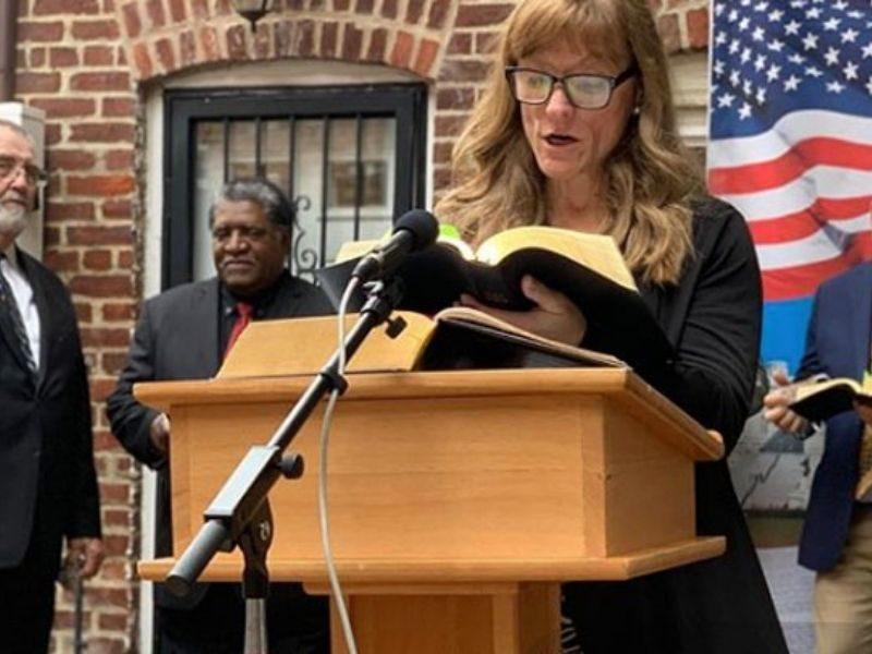 Annual Bible Reading Marathon To End Tomorrow In Washington, D.C