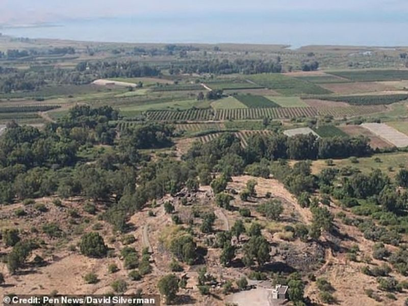 Archaeologists Finally Discover The Long-Debated Location Of Biblical Bethsaida