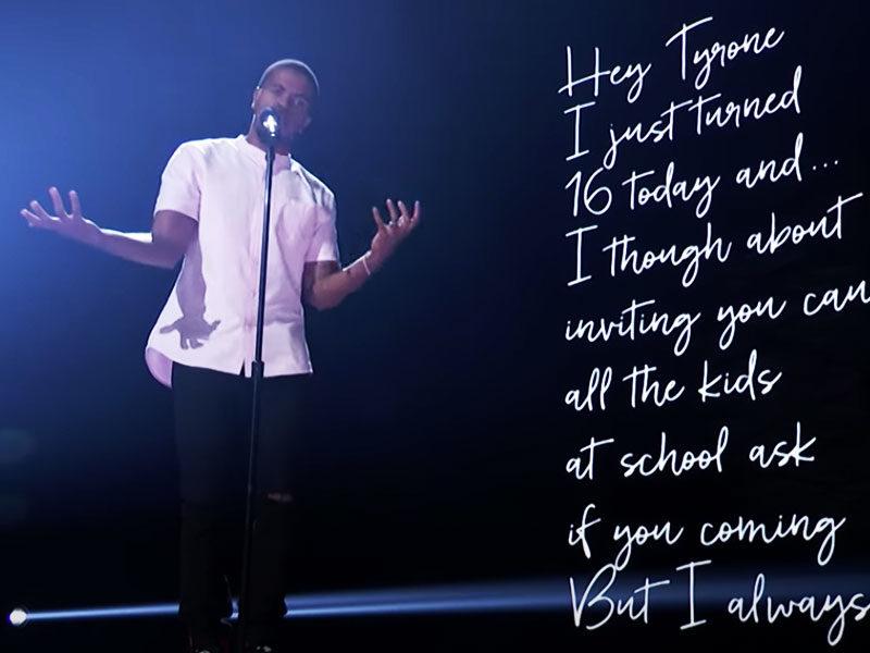 Christian Poet Makes It To 'America's Got Talent' Finals After Delivering Emotional Poem For Dad