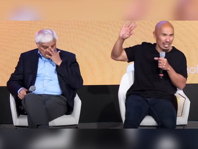 When Francis Chan Made Ravi Zacharias Cry
