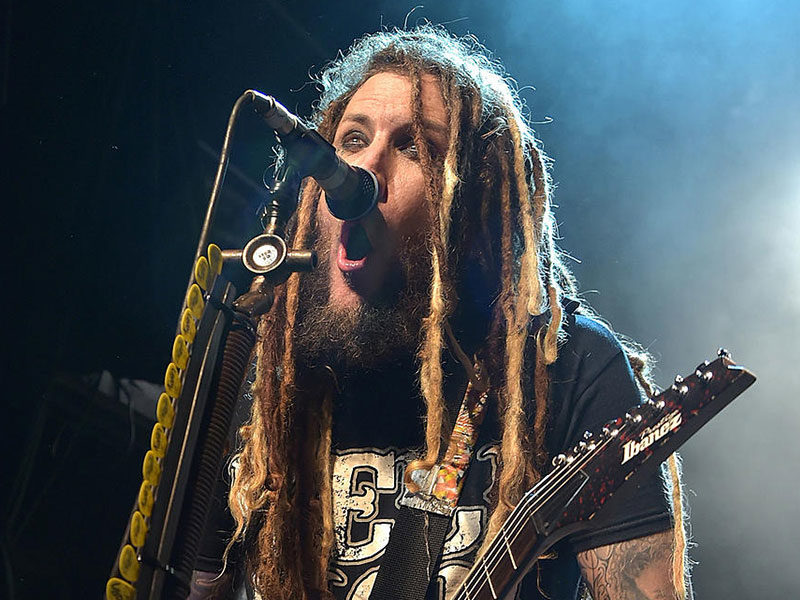 KORN Lead Guitarist Brian 'Head' Welch Testifies About Jesus On CNN News