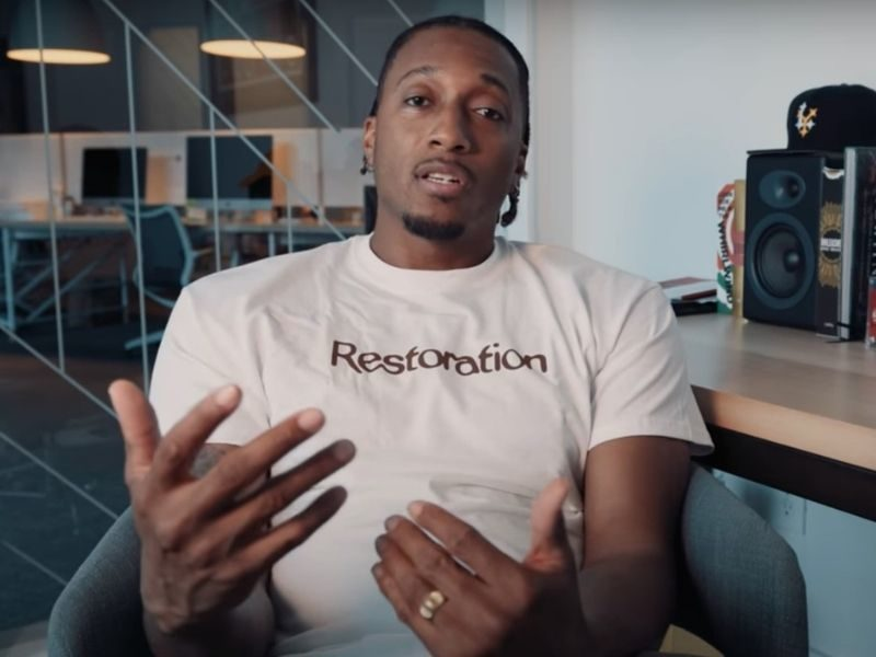 Lecrae Shares How He Lost Religion And Found Faith