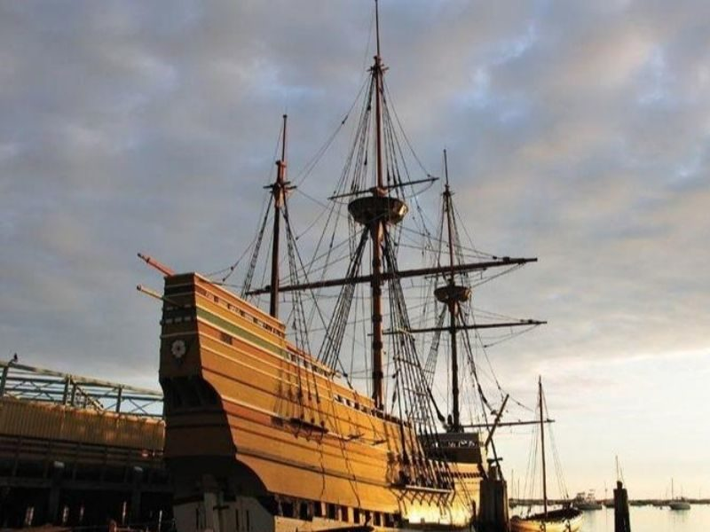 GOD TV Celebrates The 400th Anniversary Of The Mayflower Setting Sail With Special Programs