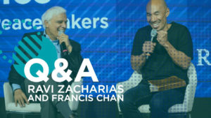 Ravi Zacharias and Francis Chan Q&A