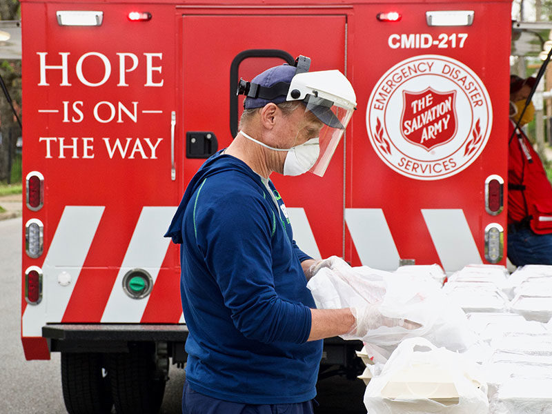 """Salvation Army Launches """"Help Rescue Christmas"""" Early To Help Millions"""