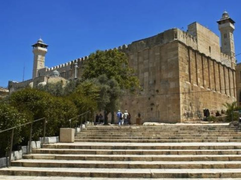 PA: Israel's Wheelchair Accessibility Plans For Cave Of The Patriarchs 'A War Crime,' 'Tantamount To Igniting Religious War'