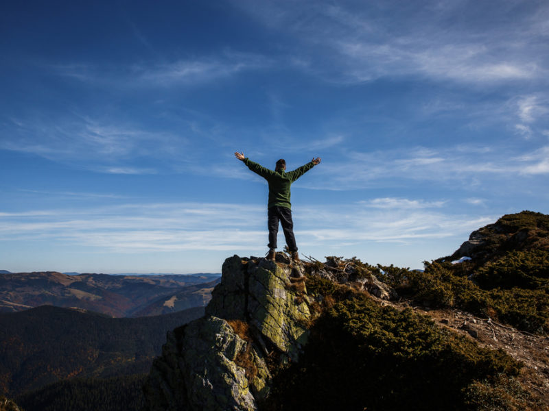 Enduring Gut-Wrenching Pain To Find Your New Beginning