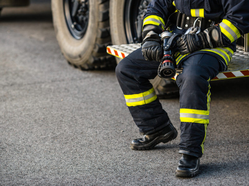 Breakthrough: Firefighter Gets Radically Healed In Coffee Shop