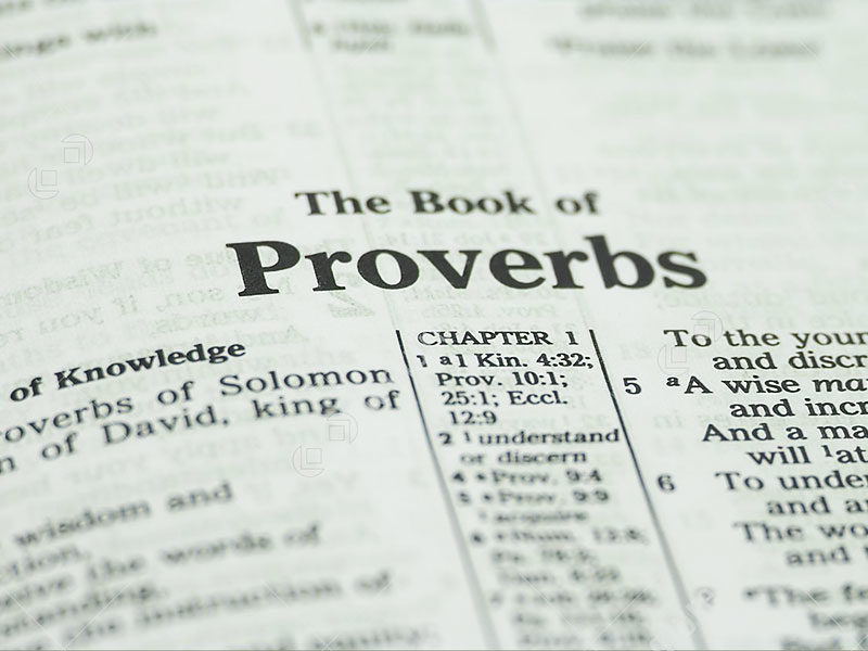 The Warning In The Book Of Proverbs You Should Never Ignore