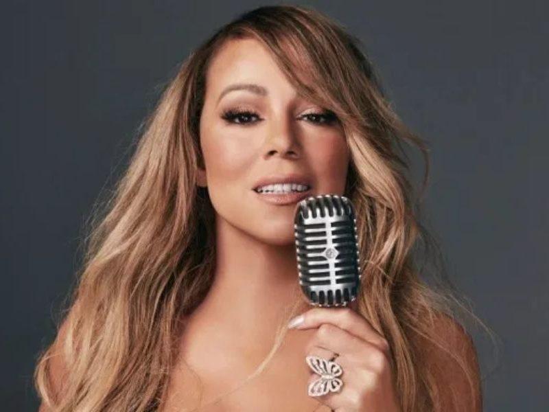 """Songbird Supreme"" Mariah Carey Shares How God Saved Her Life"