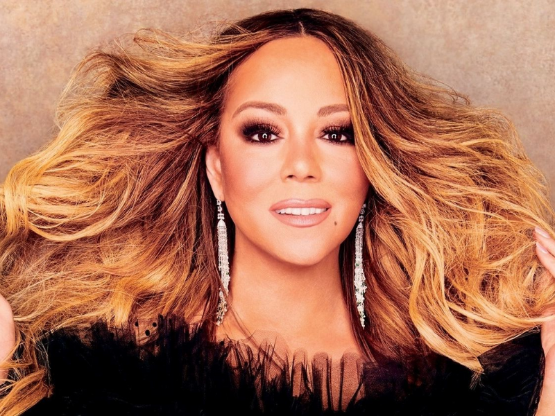Mariah Carey Reveals About Her Encounter With The Holy Spirit