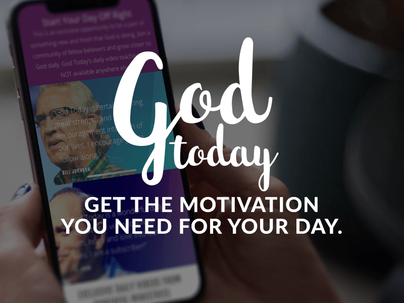 Get 7 Days Of FREE Access To God Today!