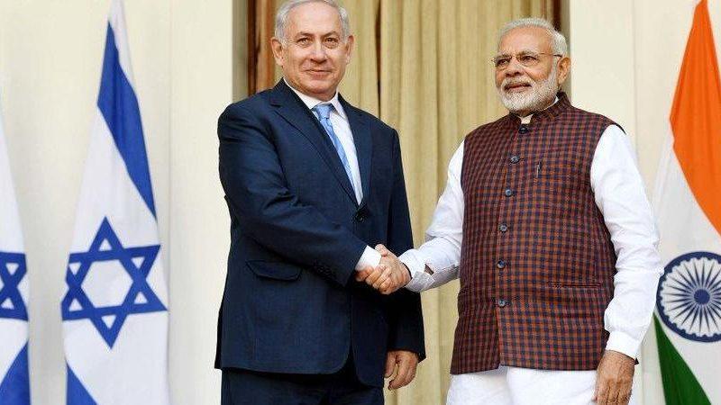 Netanyahu Talks COVID-19, Tech With India's Prime Minister Modi