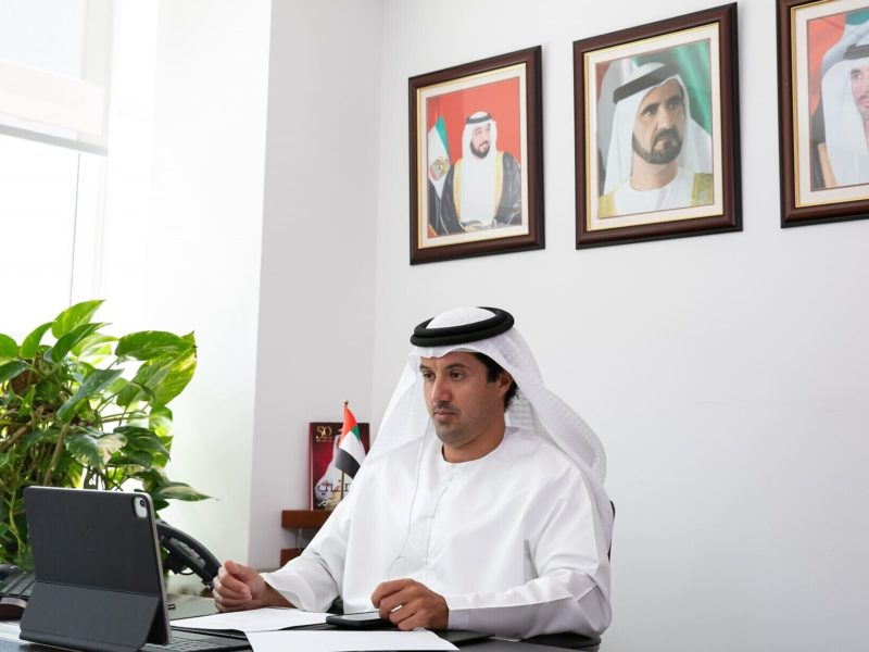 Israel Export Institute Signs Agreement With Dubai's World Trade Centre Authority