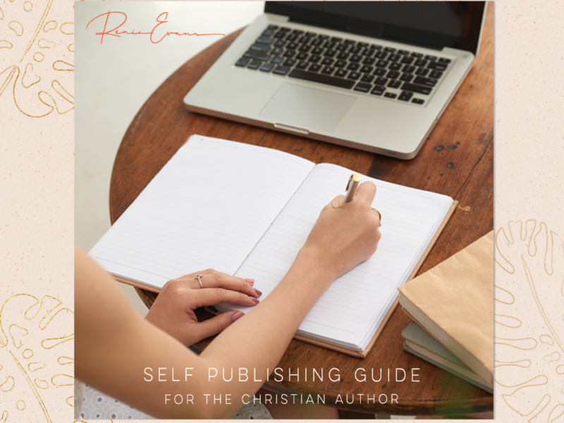 Self-Publishing Guide For The Christian Author