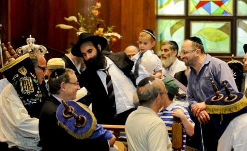 Simchat Torah: The Celebration Of The Making Of Man