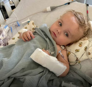 nurse donates kidney to baby