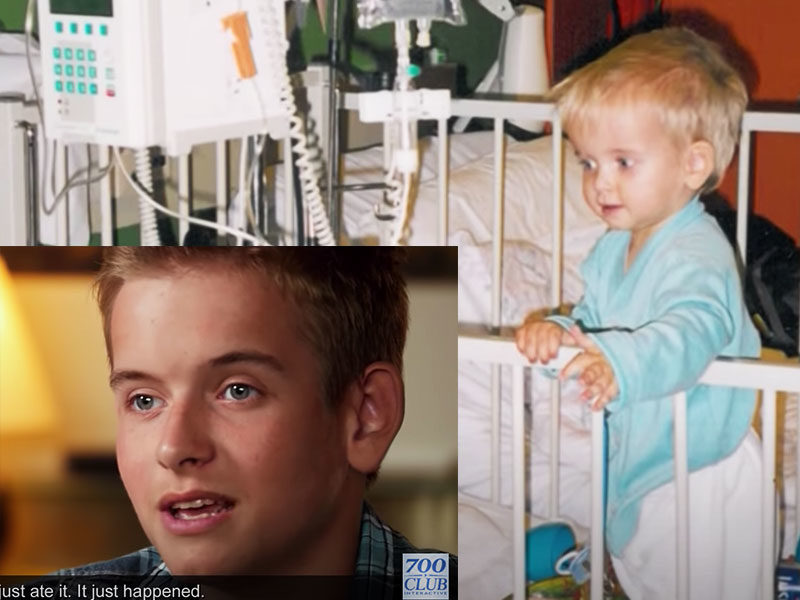 Boy Gravely Ill For 11 Years Healed After Prayer, Science Can't Explain The Miracle