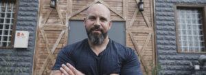 Jason Biddle - former drug addict