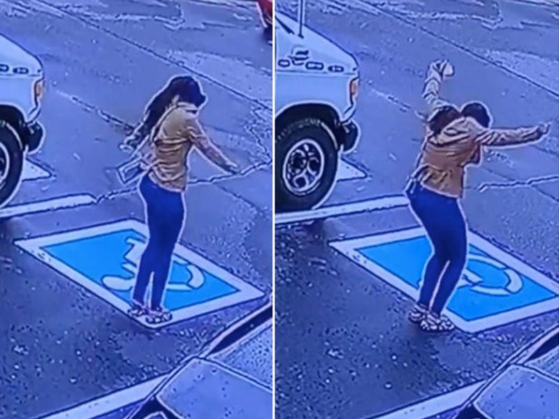Viral Woman Caught Dancing After Job Interview: 'Dance Anytime You Got A Blessing!'