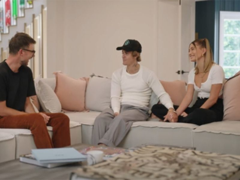 Christian Celebrity Couple Justin And Hailey Bieber Sits Down With Pastor Judah Smith