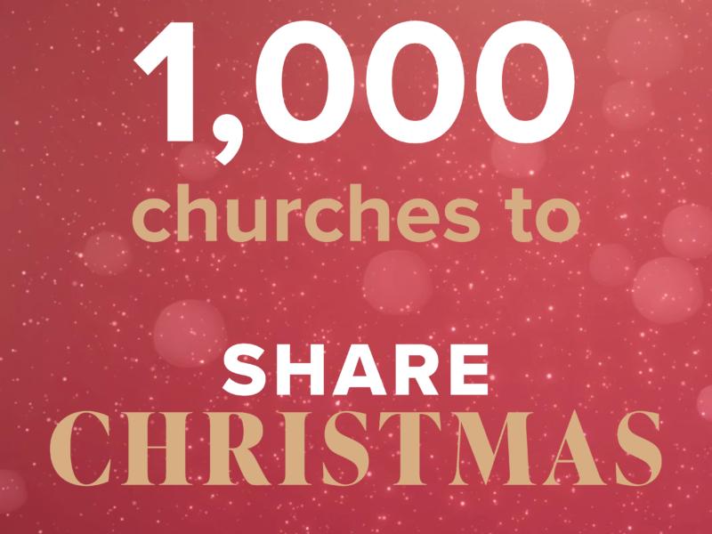 J.John to Preach at 1,000 Churches this Christmas