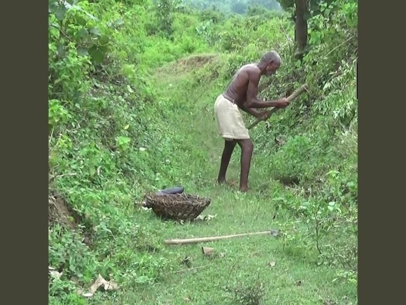 'Madman' Spent Almost 30 Years In Digging Canal To Bring Water To Dry Village
