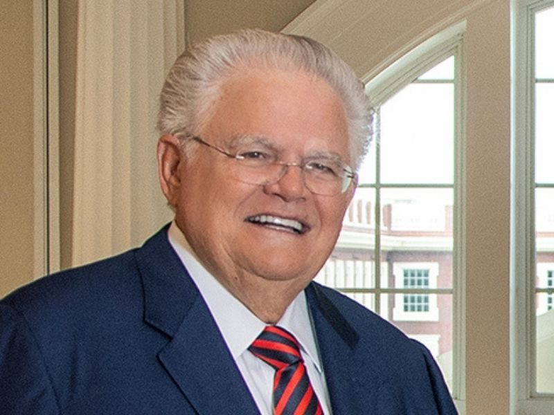 """Pastor John Hagee of Cornerstone Church Recovers From COVID-19: """"Jesus is the Vaccine"""""""