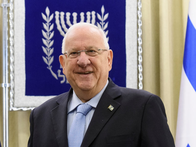 Israeli President Meets with Heads of Christian Denominations in Israel Ahead of Christmas