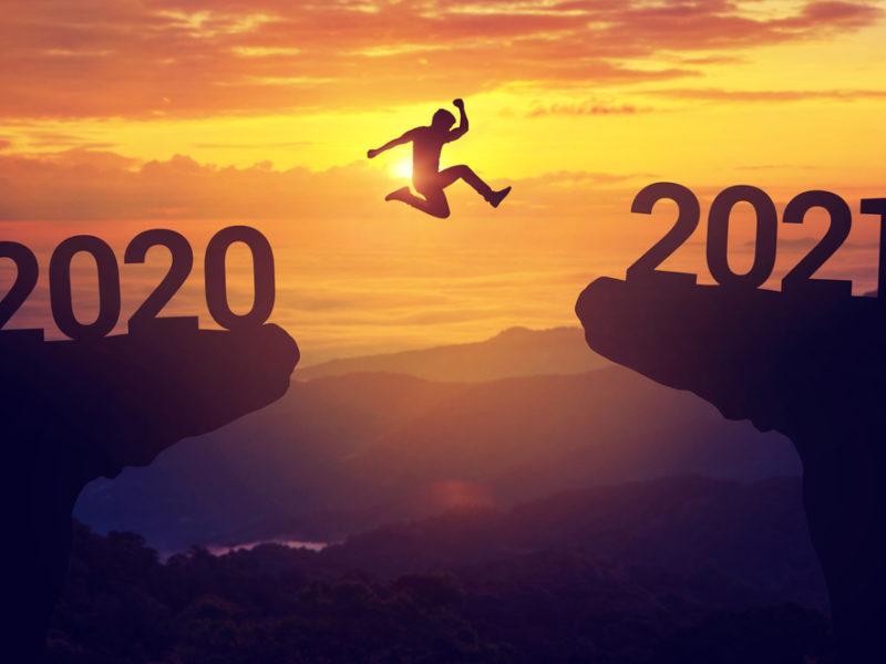 As We Say Bye To The Year 2020, We Look Forward To The Year Ahead