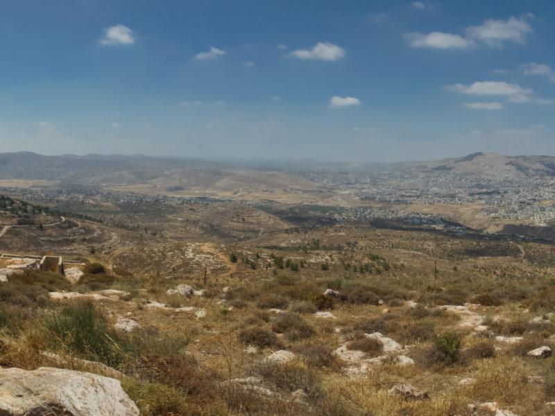 15 Year After Disengagement, Israelis Return To Northern Samaria