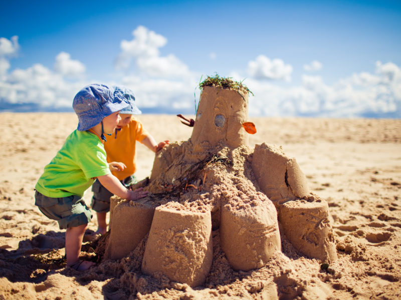 Sandcastle Or The Real Castle – Which One Is Your Choice?