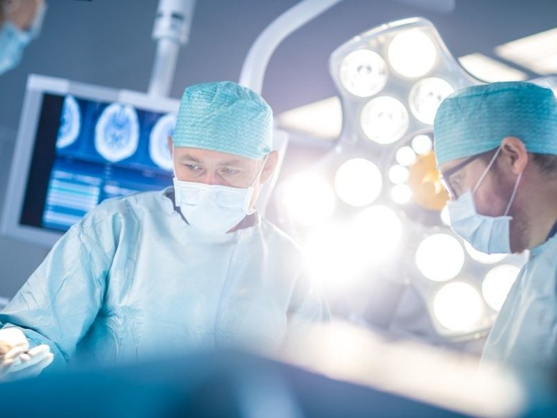 Patient Accepts Jesus Christ As Lord And Savior After Surgeon Prays Over Him Before Surgery