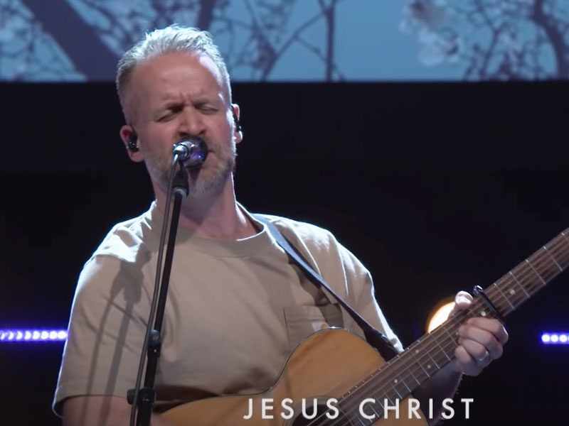 Bethel's Brian Johnson Opens Up On Anxiety and Depression, 'This Is When God Becomes Real'
