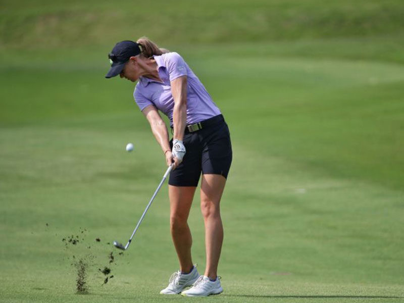Professional Golfer Says, 'I Realize How Much Bigger Life Is Than Golf'