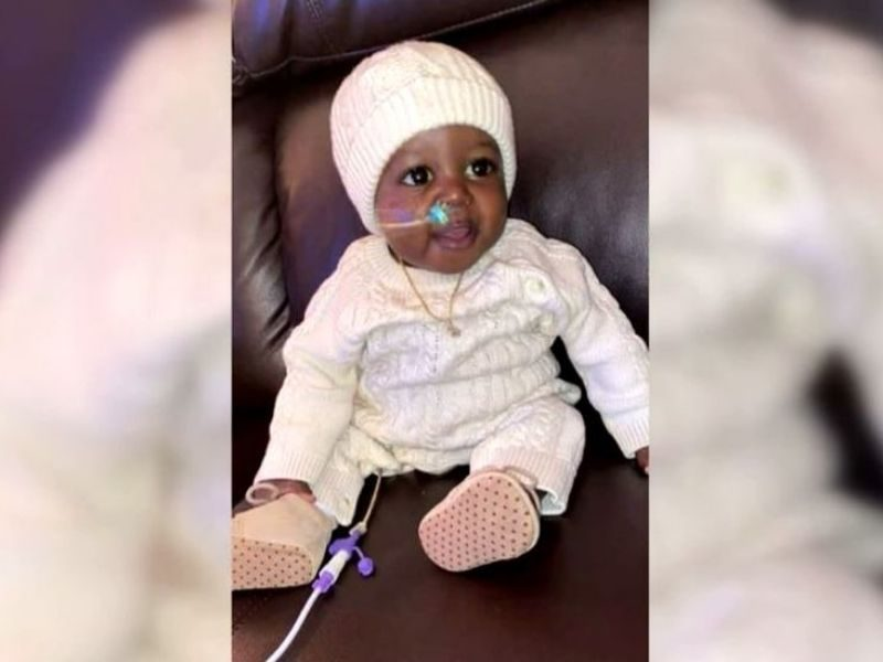 Miracle Baby Overcomes COVID-19 And Liver Disease Before His First Birthday