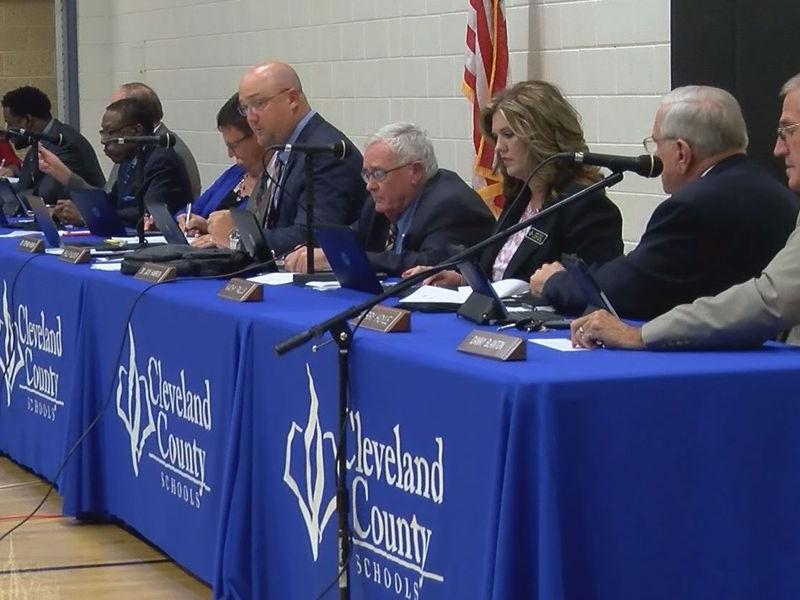 North Carolina School Board Considers Displaying The Ten Commandments