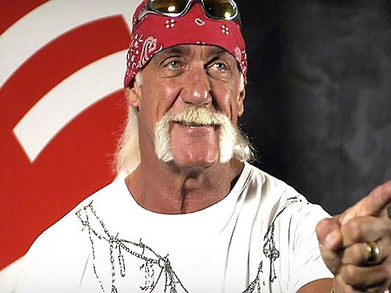 "Hulk Hogan Says Jesus Is the ""Only Thing That's Real"""