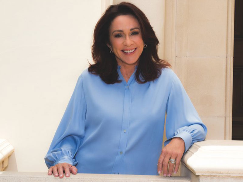 Actress Patricia Heaton Tells Christians 'The World Isn't Our Home' Amid Political Chaos