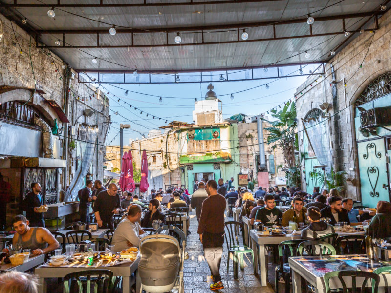 Lockdown Bluff: Tired of Constant Restraints, Israelis Defy Third Lockdown, Open Shops and Restaurants